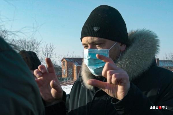 Константин Солонский уверен, что заторы в городе не из-за закрытия моста
