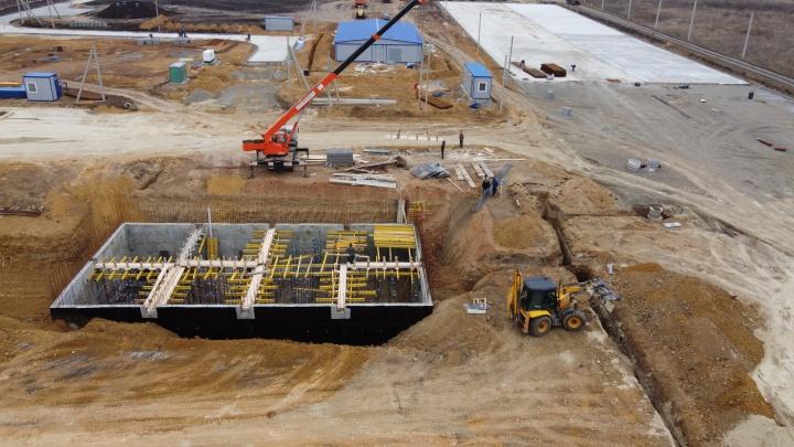 Новый экокомплекс в Ростовской области начнет принимать отходы в первой половине 2021года