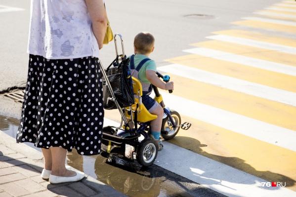В ДТП с участием детей, по мнению региональных властей, в основном виноваты взрослые