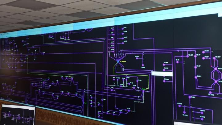 В Курганской области создадут цифровую модель сети