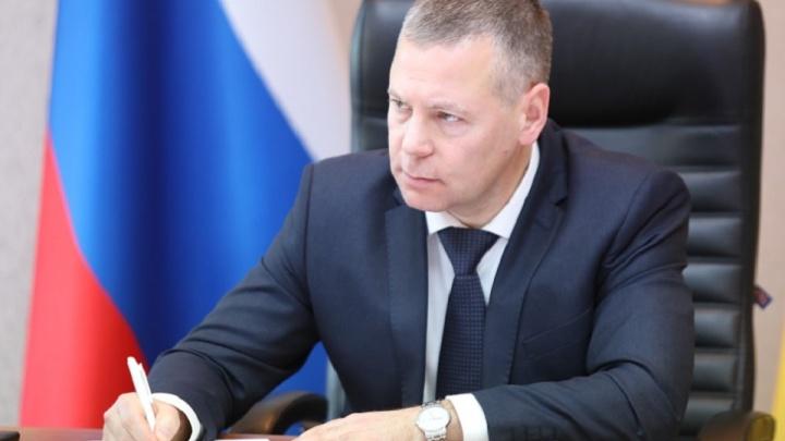 Врио губернатора Михаил Евраев поддержал предложения о введении дополнительных ограничительных мер