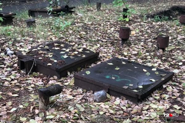 Женщину искали несколько дней, а ее сожитель прятался в погребе