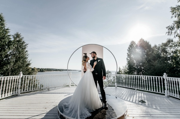 Публикуем очень красивые свадебные фотографии