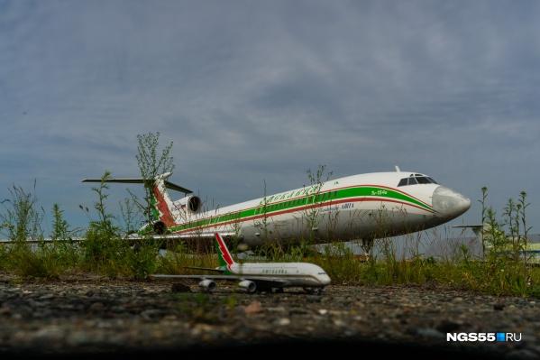 На самолетах «Омскавиа» жители города могли отправиться в Москву, Нижневартовск, Ганновер, Кельн и Франкфурт‑на‑Майне