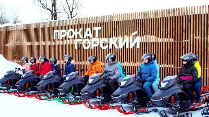 Снегоходы, квадроциклы и багги: неожиданный подарок на 23 февраля, который запомнится надолго