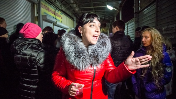 Смерть Гусинобродской барахолки. Как 6 лет назад власти и полиция под покровом ночи навсегда закрыли легендарный рынок