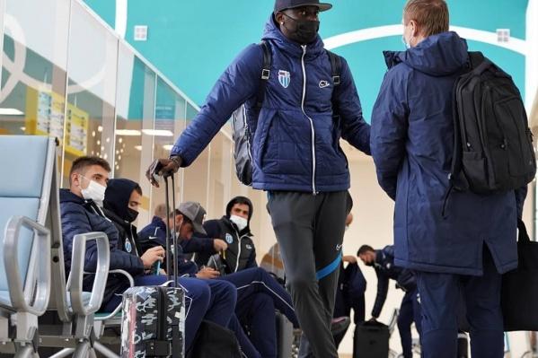 Волгоградские футболисты вновь отправились в Турцию