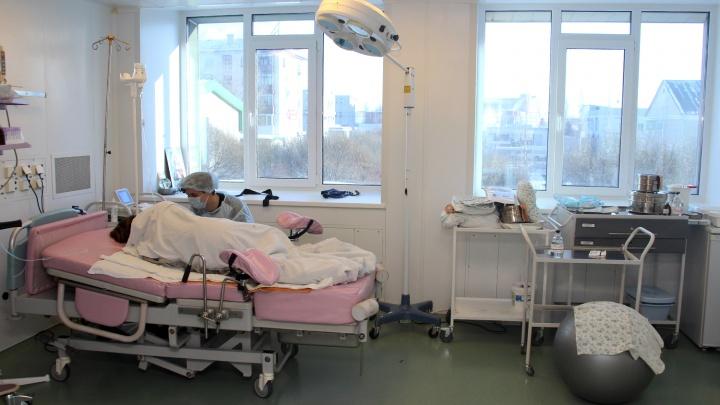 В омском перинатальном центре за сутки родились сразу две двойни