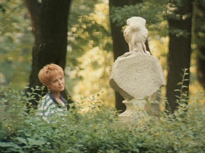 кадр из фильма «Странные мужчины Семёновой Екатерины»