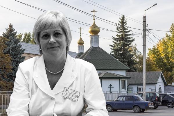 Наталия Стаханова работала в Михайловской ЦРБ на протяжении нескольких лет