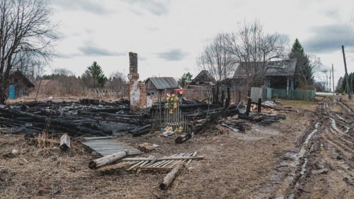 Включила обогреватель и ушла из дома: в Прикамье мать осудили за гибель ее четверых детей при пожаре