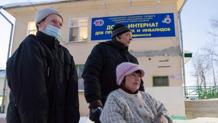 «С апреля по сентябрь мылся 6 раз»: пенсионеры и инвалиды жалуются на быт в интернате Северодвинска
