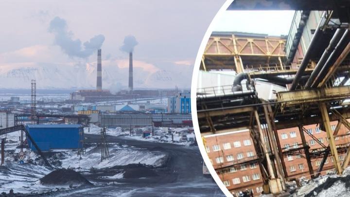 Пострадавший при обрушении галереи на предприятии «Норникеля» рабочий умер в машине скорой