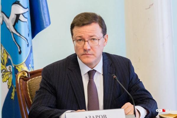 «Прошу до 20:00 доложить о проведенных проверках», — дал поручение Дмитрий Азаров