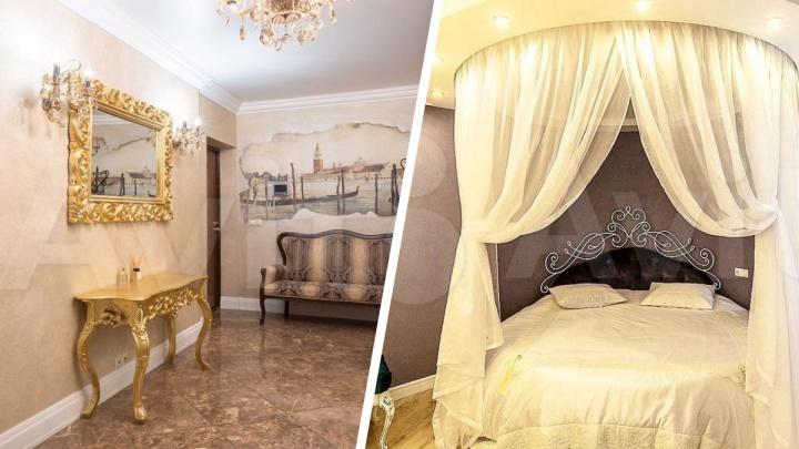 Как во дворце: рассматриваем пермские квартиры в стилях барокко и классицизм (они находятся в обычных домах)