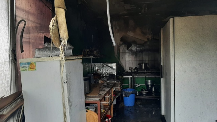 В Анапе за последние дни сгорело уже третье кафе