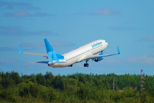 «Победа» будет летать из Перми в Ларнаку каждую неделю