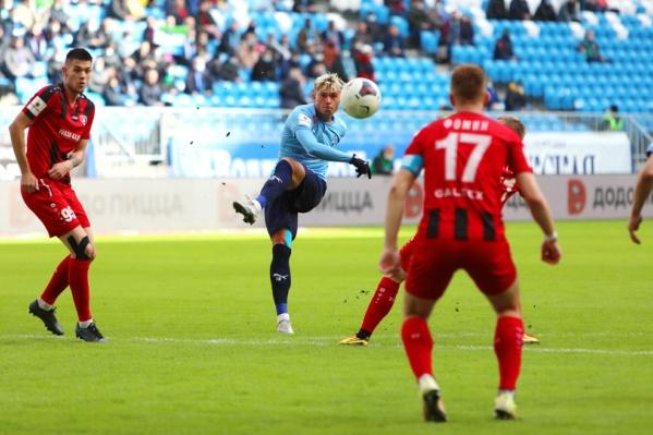 Самарские футболисты выигрывают уже десятый матч подряд