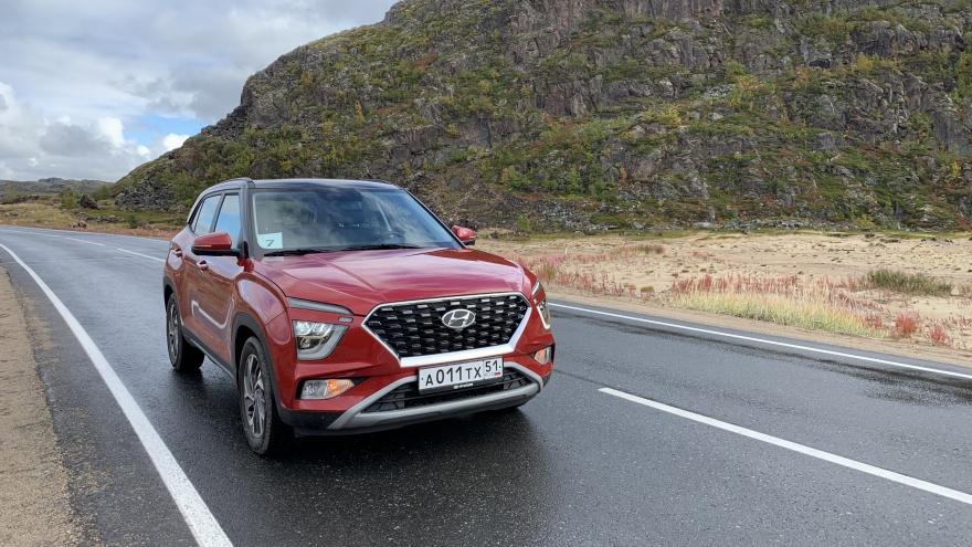 Испытываем новый Hyundai Creta в Арктике и выясняем, почему за нее просят почти 2 миллиона рублей