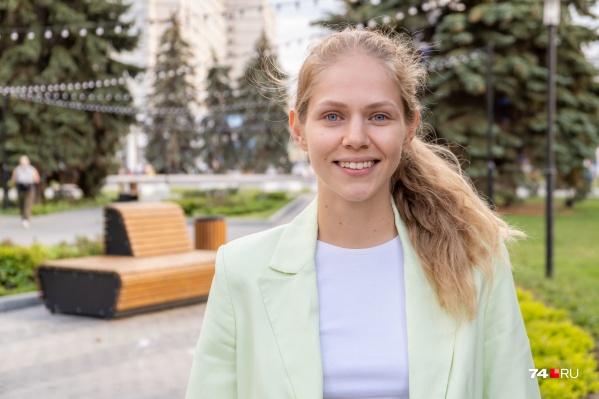 Татьяна Минина в 24 года стала призером Олимпийских игр