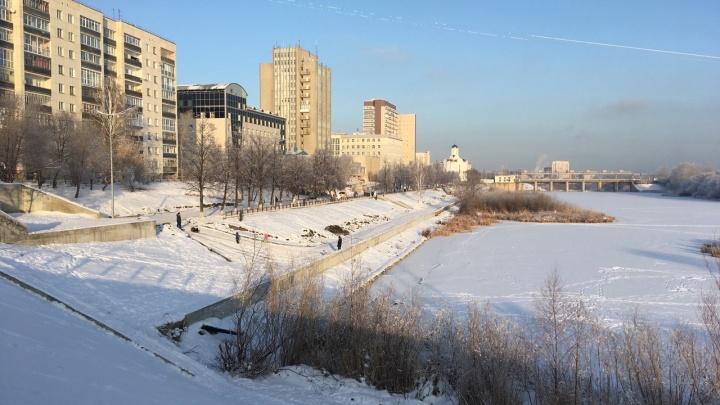 Будет контрастным и снежным: Илья Винштейн сделал прогноз погоды на февраль в Кургане