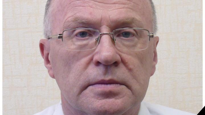 От коронавируса умер нижегородский врач-пульмонолог Николай Меньков