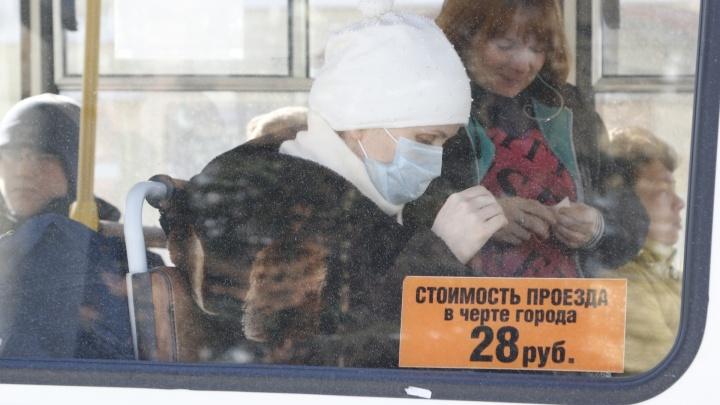 Из-за частичного перекрытия движения на Ломоносова два автобуса в Архангельске изменят свой маршрут