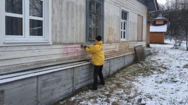 Закрасили икону: 18-летнюю жительницу Каргополя обвиняют в осквернении храма Мурманской области