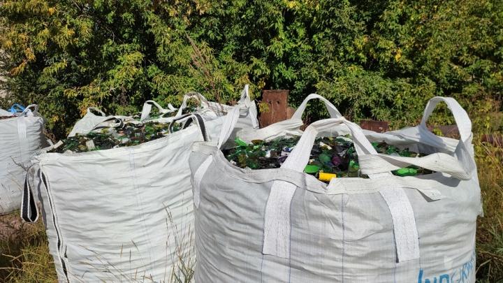 Трое красноярцев открыли экологичный бизнес по переработке стекла