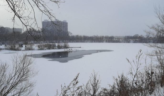 Школьник провалился под лед «Озера Грёз» на прогулке с одноклассником