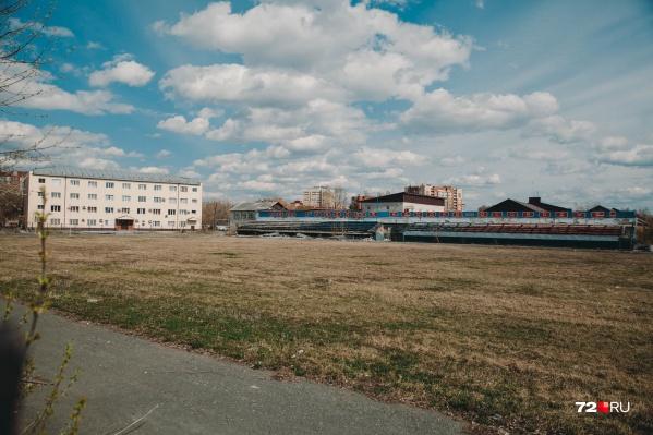 В ближайшие года при должном финансировании стадион «Локомотив» превратится в современное сооружение