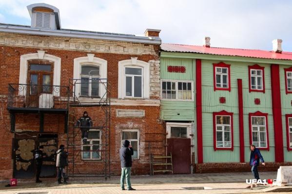 Так сейчас выглядит дом Смирнова