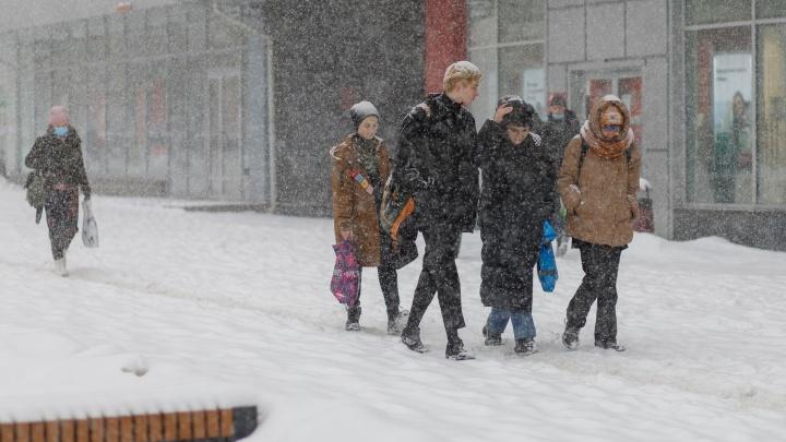 Будет еще хуже: на Волгоград надвигаются метели и крепчайшие крещенские морозы