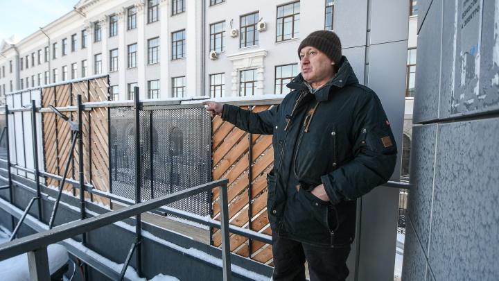 «Я за свое буду биться». Поставщик «Сима-ленда» обвинил застройщика в захвате земли у Макаровского моста