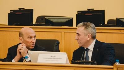 Российские банки отказали в кредите Тюменской области