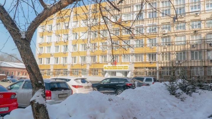 Скандальный ремонт здания Росгвардии в Красноярске не согласовывали со службой охраны памятников