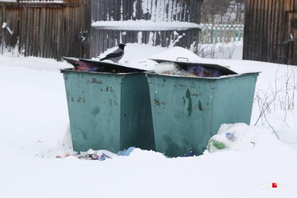 Минприроды придется заново определять норматив по накоплению мусора