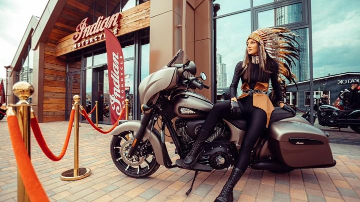 Олигарх Андрей Козицын вложился в открытие салона в Екатеринбурге, где будут продавать дорогущие мотоциклы
