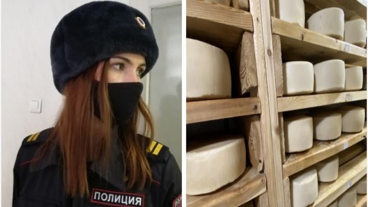 Екатеринбуржец взял у своей девушки 7миллионов рублей наоткрытие сыроварни ипропал