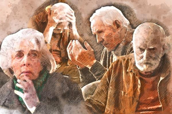 Деменция не выбирает людей по социальному статусу или материальному положению, она просто приходит