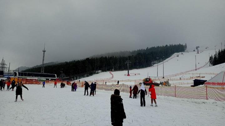 Катись сюда: выбираем горнолыжку на выходные в Югре
