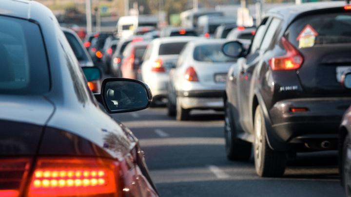 10-балльный Краснодар: что происходит на дорогах города перед трехдневными выходными