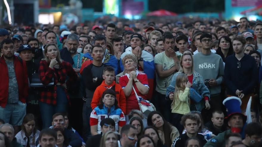 Защиты просто нет: бельгийцы забили второй мяч в ворота сборной России