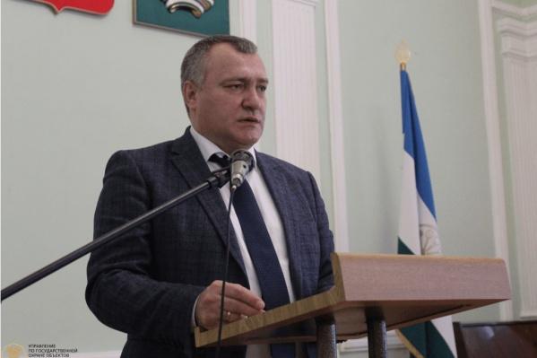 Олег Полстовалов возглавляет ведомство с 2019 года