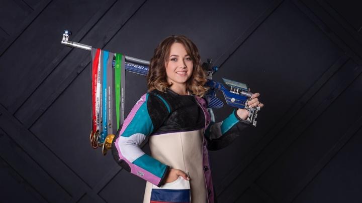 «Очень старый тир»: призер Олимпиады из Ярославля рассказала об условиях, в которых тренировалась