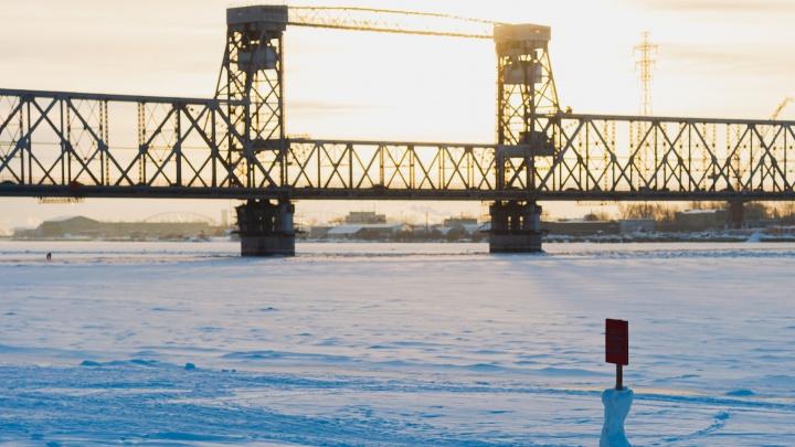Весной Северодвинский мост снова будут полностью закрывать на сутки из-за ремонта