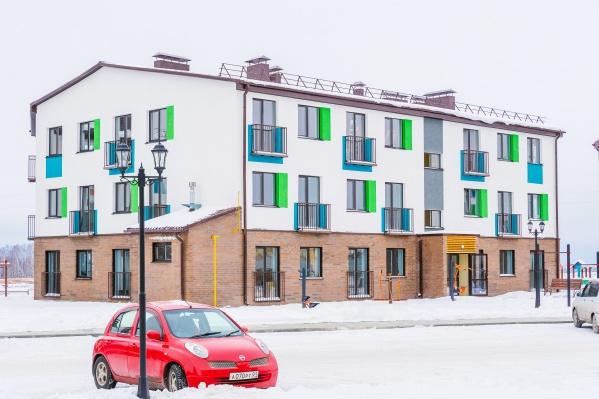 Микрорайон, построенный в окружении природы, — настоящий эталон европейского малоэтажного домостроения