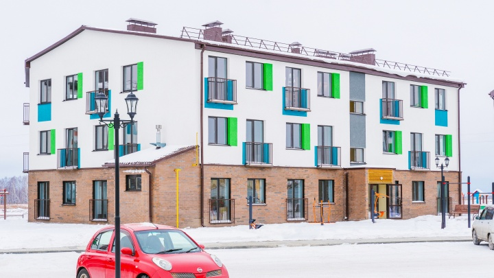 Недалеко от площади Калинина разбирают квартиры по спеццене до старта продаж от1770000рублей