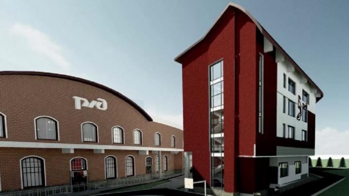 Областные власти отказались от прав на здание вокзала детской железной дороги стоимостью 150 млн рублей