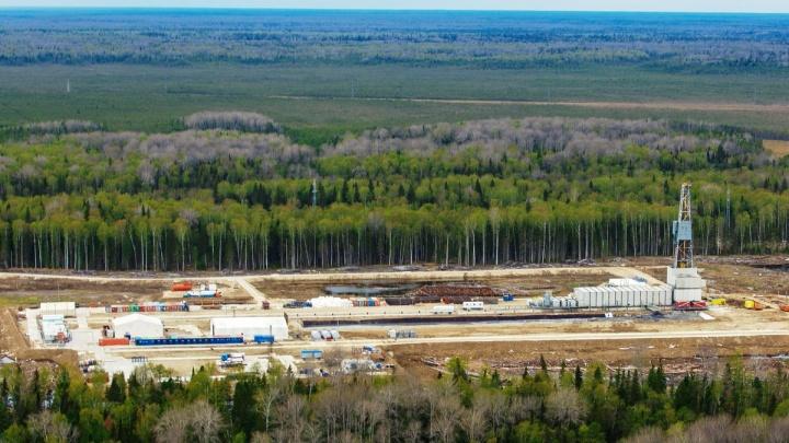 Авария в Уватском районе: разлив нефтепродуктов произошел в районе Тямкинского месторождения
